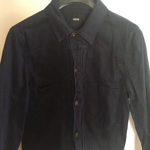 ASOS Blue jacket size Large